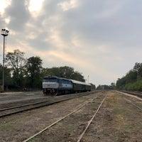 Photo taken at Železniční stanice Lužná u Rakovníka by Honza P. on 10/7/2018