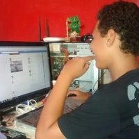 Photo taken at NET INFORMATICA - XBOX GAMES (Marleudo) by Saude P. on 9/13/2014