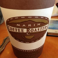 Photo taken at Marin Coffee Roasters by brian k. on 7/27/2013