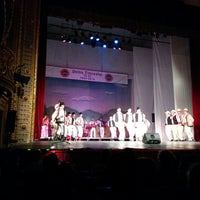 Photo taken at Teatrul Național Timișoara by Oliver A. on 11/22/2014