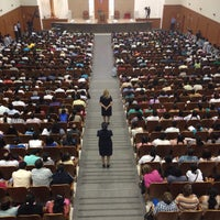 Photo taken at Iglesia Pare de Sufrir by Jardelino P. on 9/16/2014