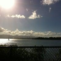 Photo taken at Rainbow Bay Marina by Francie W. on 6/15/2013