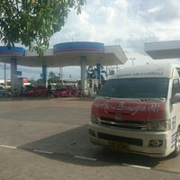 Photo taken at PTT NGV Station by Nann P. on 7/18/2016