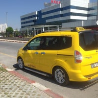 Photo taken at Karahisarlı Özel Ford Servisi by ALO TAXI FERHAT 0. on 6/27/2017