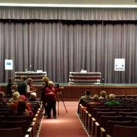 Photo taken at Ballston Spa High School by Pete B. on 10/27/2014