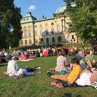 Photo taken at Palaissommer by Marcel E. on 8/27/2017