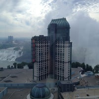 Photo taken at Hilton Niagara Falls/Fallsview Hotel & Suites by Chuck S. on 6/9/2013