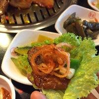 Photo taken at Lum Lum Korean Restaurant by sobthana ส. on 1/3/2017