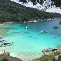 Photo taken at Similan Islands by Deema 💠 | ديـمـا on 4/6/2017