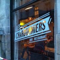 Photo taken at Les Charbonniers by Séverine S. on 4/10/2014
