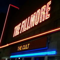Photo taken at The Fillmore Silver Spring by Lisa A. on 8/21/2013