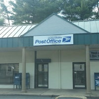 Photo taken at US Post Office - Derwood by Lisa A. on 8/27/2013