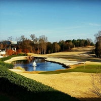 Photo taken at The Golf Club at Ballantyne by Lisa A. on 2/24/2017