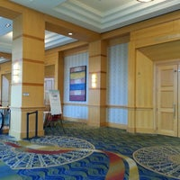 Photo taken at Bethesda North Marriott Hotel & Conference Center by Lisa A. on 6/6/2013