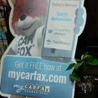 Photo taken at Gary's Automotive by Lisa A. on 6/11/2015