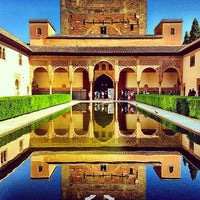 Photo taken at La Alhambra y el Generalife by 苫米地 由. on 9/4/2013