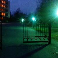 Photo taken at Дальняя Лодочная станция by Igor S. on 10/26/2014