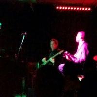 Photo taken at BLU Jazz+ by Beirne on 12/19/2014