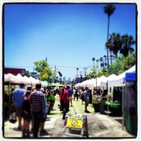 Photo taken at Silver Lake Farmers Market by Will B. on 6/22/2013