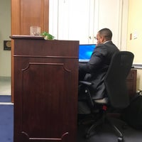 Photo taken at Rayburn House Office Building by Jim O. on 2/16/2017