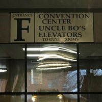 Photo taken at Ramada Downtown Topeka, Hotel & Convention Center by Jim O. on 2/20/2017