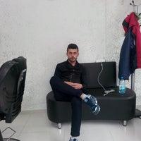 Photo taken at Salon By Burak by Burak Ö. on 9/18/2014