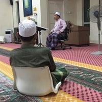 Photo taken at Surau Ar Raudhah Sierra Ukay by Sportster Zeaki M. on 3/10/2017