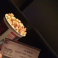 Photo taken at Cinema 3 by Mohammed A. on 1/18/2015