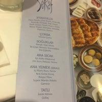 5/27/2017 tarihinde Ilknur C.ziyaretçi tarafından Seraf Restaurant'de çekilen fotoğraf