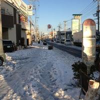 Photo taken at 末吉橋 (横浜市営バス 臨港バス) by 茶太郎 on 1/14/2013