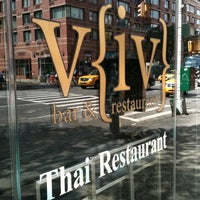 Photo taken at ViV Thai by Jami R. on 9/16/2012