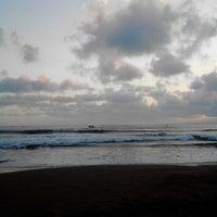 Photo taken at Krisna Beach Hotel by MBélgédés B. on 10/3/2013