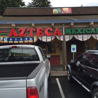 Photo taken at Azteca Mexican Restaurant by Allan T. on 6/19/2016