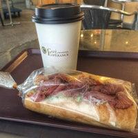 Photo taken at Cafe Esperance by !Hide K. on 9/6/2014