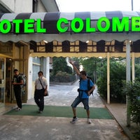 Photo taken at Hotel Colombo by David M. on 8/1/2013