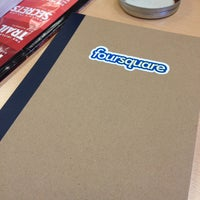 Foto scattata a Foursquare London da David R. il 4/23/2013