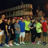 Photo taken at Feira Manaus Moderna by Marcus Ney U. on 6/26/2015