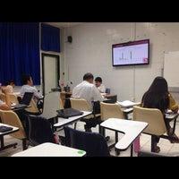 Photo taken at คณะสาธารณสุขศาสตร์ | มหาวิทยาลัยเกษตรศาสตร์ วิทยาเขตเฉลิมพระเกียรติ จังหวัดสกลนคร by Ohm C. on 10/14/2013