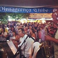 Photo taken at Renascença Clube by Delmiro J. on 1/19/2013