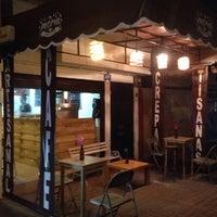 Photo taken at Mória Café by Luiggina Y. on 3/9/2015