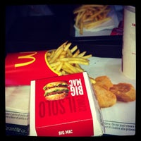 Photo taken at McDonald's by Patitofeo G. on 11/30/2012