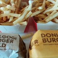 Photo taken at Doni Burger by Beni B. on 9/11/2015