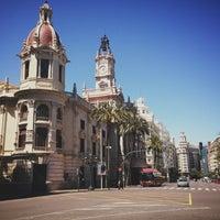 Photo taken at Ajuntament de València by Sorokin on 5/1/2013