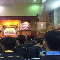 11/23/2016에 AzinallahAzinan님이 Dewan Jubli Perak Politeknik Kota Bharu에서 찍은 사진