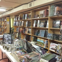Photo taken at Pandemonium Books & Games by Jay N. on 8/29/2013