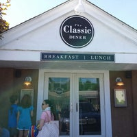 Photo taken at The Classic Diner by Jay N. on 6/23/2013