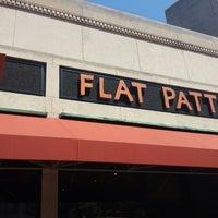 Photo taken at Flat Patties by Jay N. on 8/12/2013