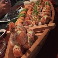 Photo taken at Sato Japanese Restaurant- Bahrain by Amin N. on 7/21/2016