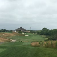 Photo taken at Montauk Downs State Park Golf Course by Austin M. on 7/9/2016