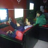 Photo taken at Şahin Playstation Salonu by Can A. on 3/23/2015